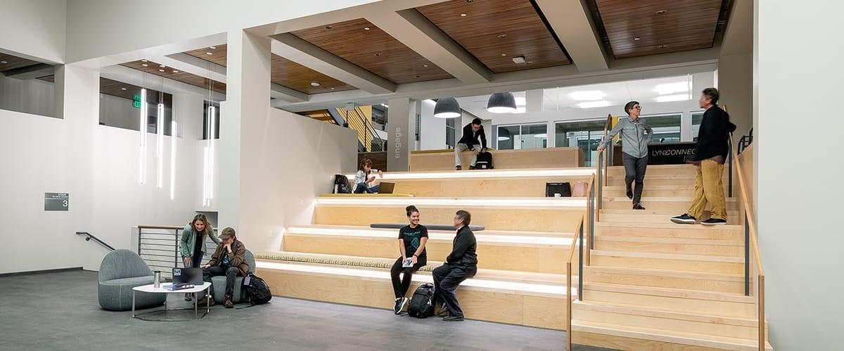 College of Arts and Media at Tivoli